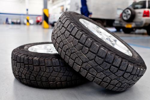 nye dæk til bil